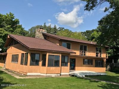 Detroit Lakes Single Family Home For Sale: 25014 Newport Beach Road