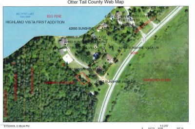 Residential Lots & Land For Sale: Sunshine Villa Drive