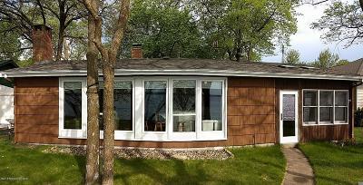 Single Family Home For Sale: 40378 Girard Beach Road