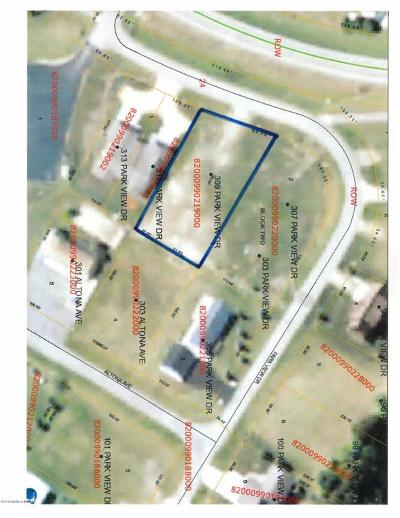 Vergas Residential Lots & Land For Sale: 309 Park View Drive