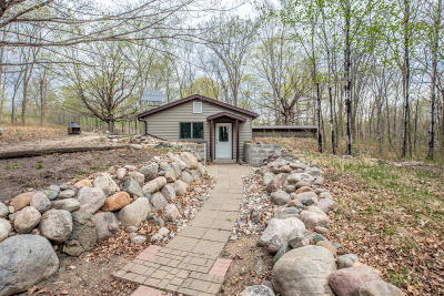 Vergas Single Family Home For Sale: 421 W Lake Street