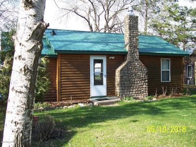 Ottertail Single Family Home For Sale: 44197 Rush Lake Trail