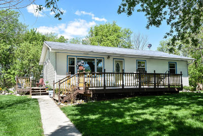 Vergas Single Family Home For Sale: 46524 260th Avenue