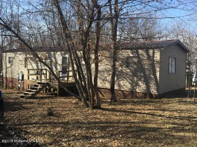Ottertail Single Family Home For Sale: 41871 Sugar Maple Drive