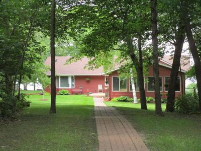 Pelican Rapids Single Family Home For Sale: 23583 Wood Lake Lane