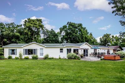 Single Family Home For Sale: 23700 324th Avenue