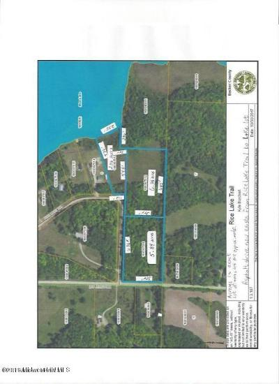 Residential Lots & Land For Sale: 26123 Rice Lake Trail