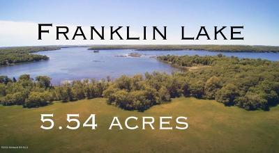Pelican Rapids Residential Lots & Land For Sale: Lot D