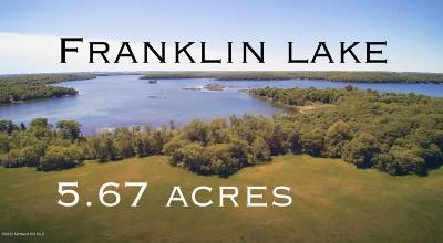 Pelican Rapids Residential Lots & Land For Sale: Lot F
