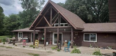 Ottertail Single Family Home For Sale: 30166 Mn-78