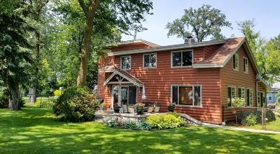 Detroit Lakes Single Family Home For Sale: 611 North Shore Drive