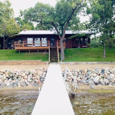 Ottertail Single Family Home For Sale: 43105 Pleasure Park Road
