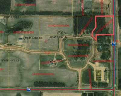 Perham Residential Lots & Land For Sale: Lot A Easy Lane
