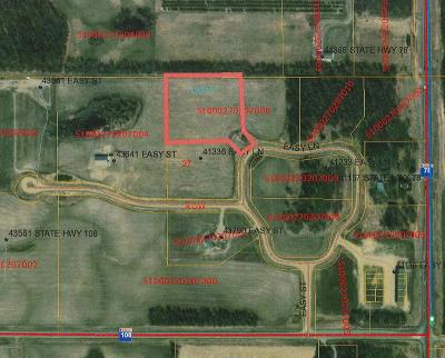 Perham Residential Lots & Land For Sale: Lot D Easy Lane