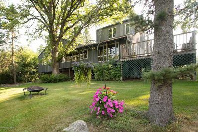 Single Family Home For Sale: 1803 Minnehuta Drive
