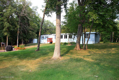 Detroit Lakes Single Family Home For Sale: 22562 E Height Of Land Drive