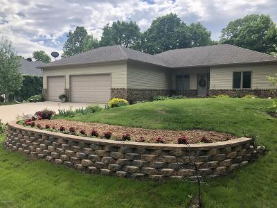 Pelican Rapids Single Family Home For Sale: 49629 Fish Lake Rd