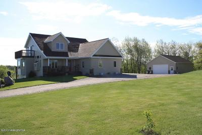 Detroit Lakes Single Family Home For Sale: 26536 Lake Hills Road