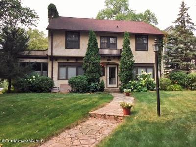 Detroit Lakes Single Family Home For Sale: 1044 Summit Avenue