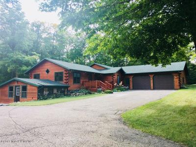 Detroit Lakes Single Family Home For Sale: 25770 500th Street