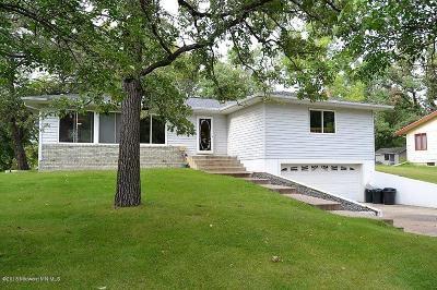 Pelican Rapids Single Family Home For Sale: 42095 Bur Oak Hills Loop