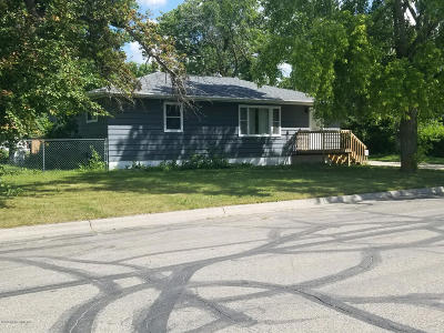 Mahnomen Single Family Home For Sale: 102 N 2nd Street
