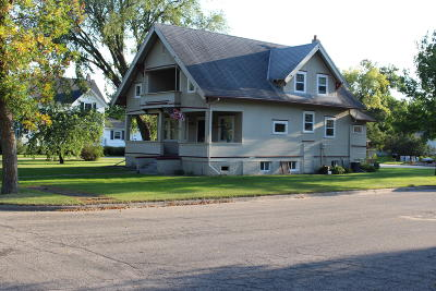 Hawley Single Family Home For Sale: 621 2nd Street