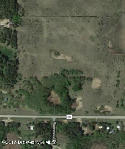 Detroit Lakes Residential Lots & Land For Sale: Co Hwy 20