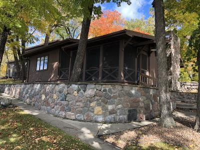 Detroit Lakes Single Family Home For Sale: 321 Park Lake Blvd 7