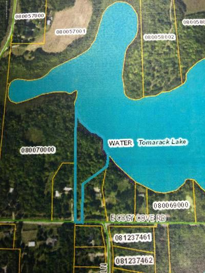 Detroit Lakes Residential Lots & Land For Sale: E Cozy Cove Road