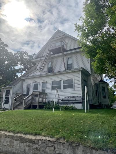 Detroit Lakes Multi Family Home For Sale: 309 Park Street