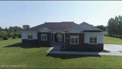 Barnesville Single Family Home For Sale: 550 10th Street NE