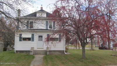 Hawley Single Family Home For Sale: 402 9th Street