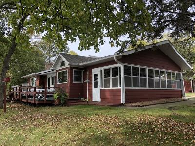 Detroit Lakes Single Family Home For Sale: 1019 Lakewood Drive