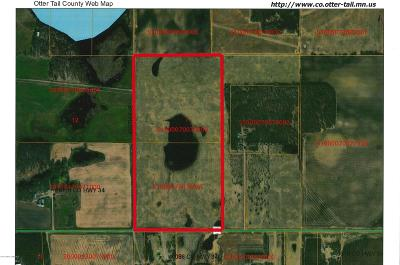 Perham Residential Lots & Land For Sale: County Hwy 34