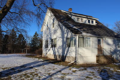 Mahnomen Single Family Home For Sale: 1132 250th Street