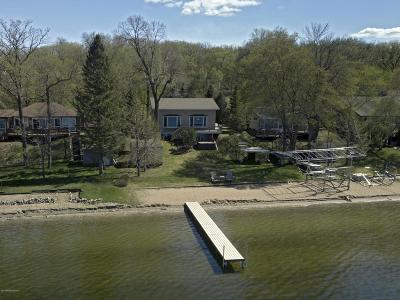 Detroit Lakes Single Family Home For Sale: 948 S Shore Drive