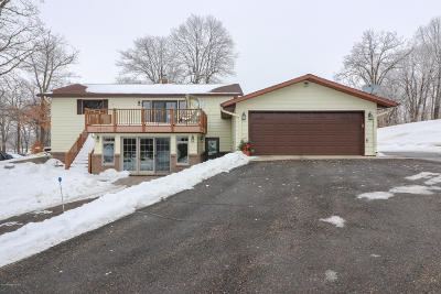 Lake Park Single Family Home For Sale: 13800 Redman Beach Road