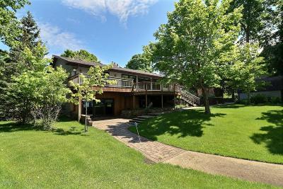 Detroit Lakes Single Family Home For Sale: 49951 Fish Lake Road