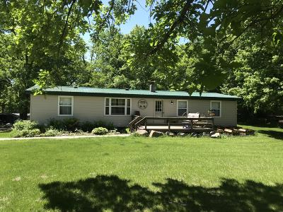 Dent Single Family Home For Sale: 28918 State Hwy #108