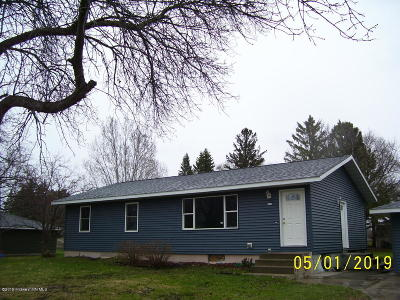 Mahnomen Single Family Home For Sale: 602 6th Street SW