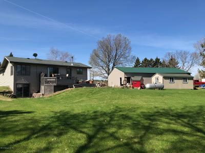 Single Family Home For Sale: 26056 Anna Lake Rd.