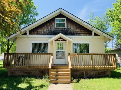 Mahnomen Single Family Home For Sale: 119 N 1st Street