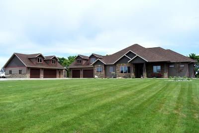 Audubon Single Family Home For Sale: 15945 Maple Ridge Road