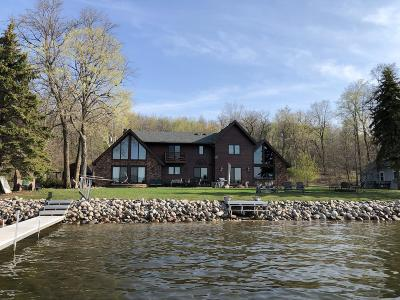 Single Family Home For Sale: 916 S Shore Drive