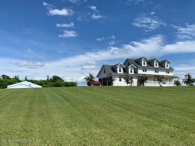 Frazee Single Family Home For Sale: 33363 120th Street