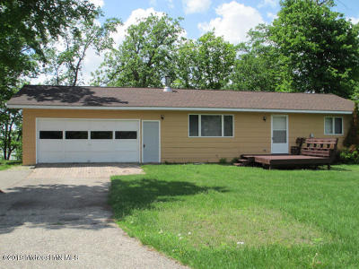 Ottertail Single Family Home For Sale: 41915 Sugar Maple Drive