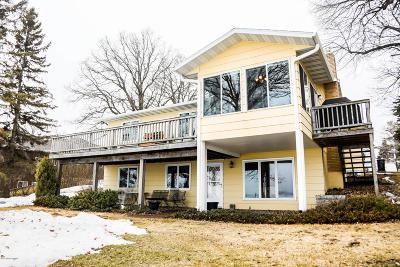 Detroit Lakes Single Family Home For Sale: 25875 Oakland Beach Lane