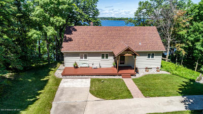 Single Family Home For Sale: 49259 Fish Lake Road