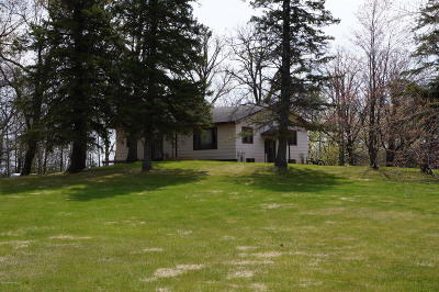 Frazee Single Family Home For Sale: 30669 Co Hwy 54